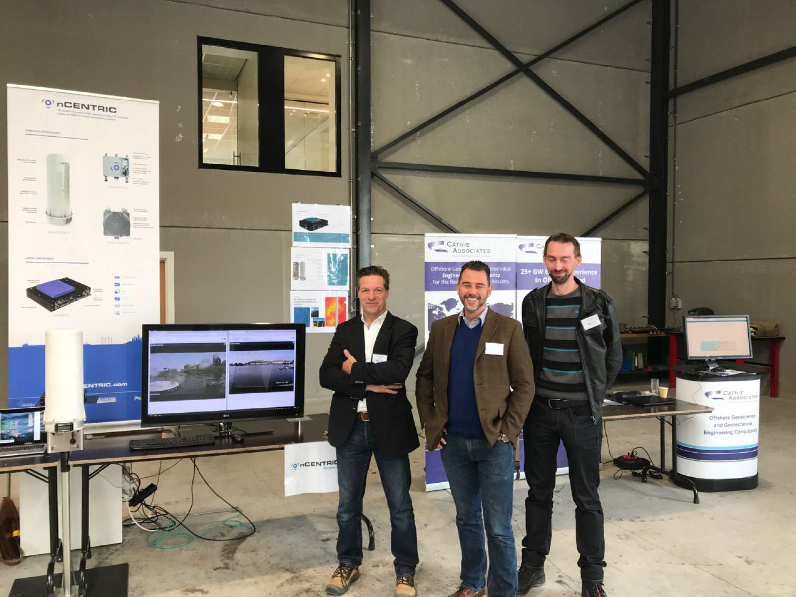 Bluetech Demo Days were a massive succes