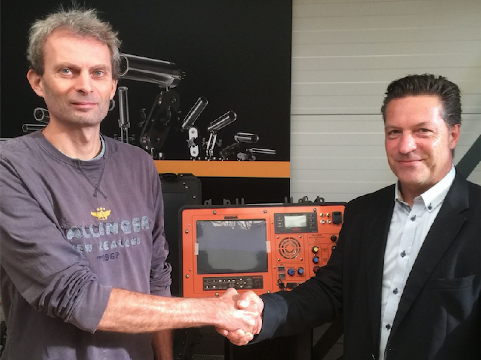 nCentric closes deal with Seascape to supply cutting edge wireless technology