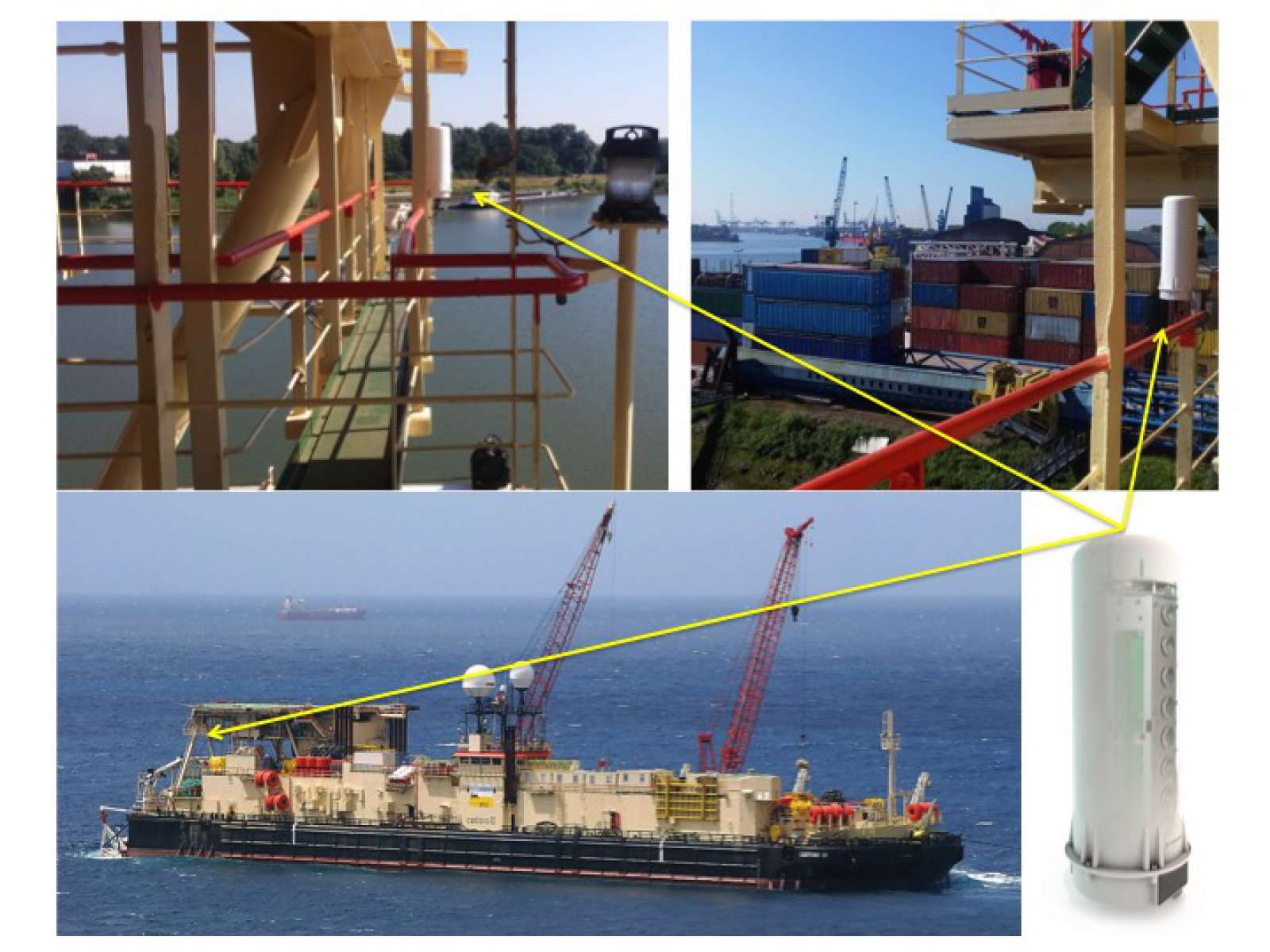 Nord Stream 2 Wireless comms with nCentric's solutions.
